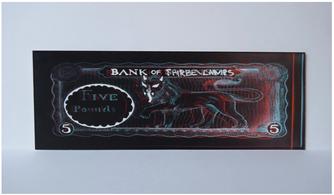 'BANK of THREE LAMPS'