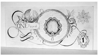Original 1 Pound Note