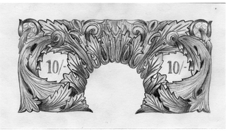 Original 10 Shilling Note