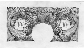 Original 10 Shilling Note