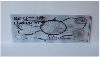 'Be Creative, Live Creative'
