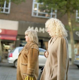 Women That Walk To Work