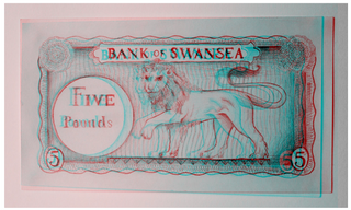 Original 5 Pound Note 3D