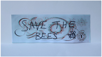'SAVE THE BEES'