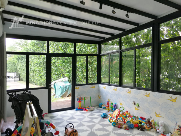 Toddler's play area