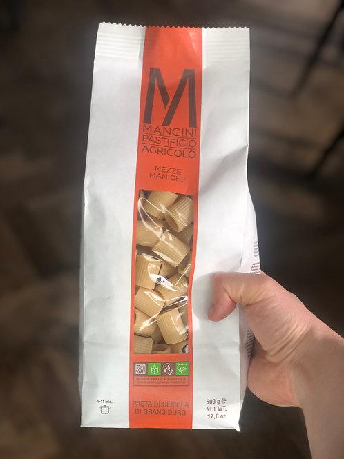 Mancini pasta 'Mezze maniche'
