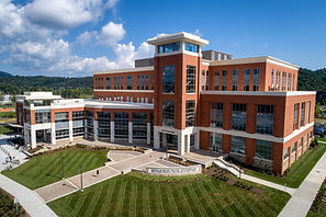 Appalachian Health Science Building_exte