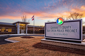 Gwinnett County Police Precinct E-911 -