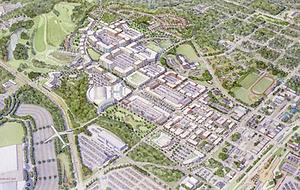 6 West Airport Master Plan - Concept Pla