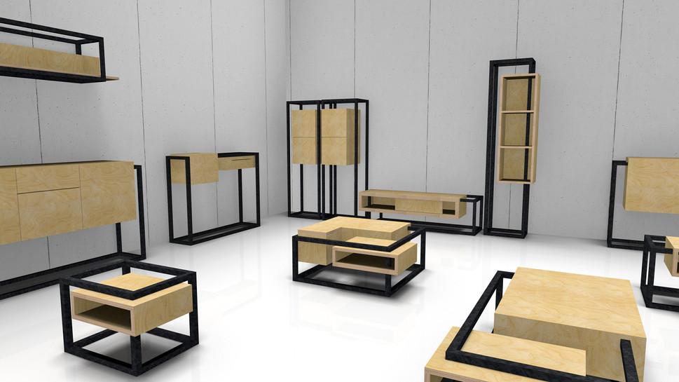 Ligne W&S by Fred H pour #designparis