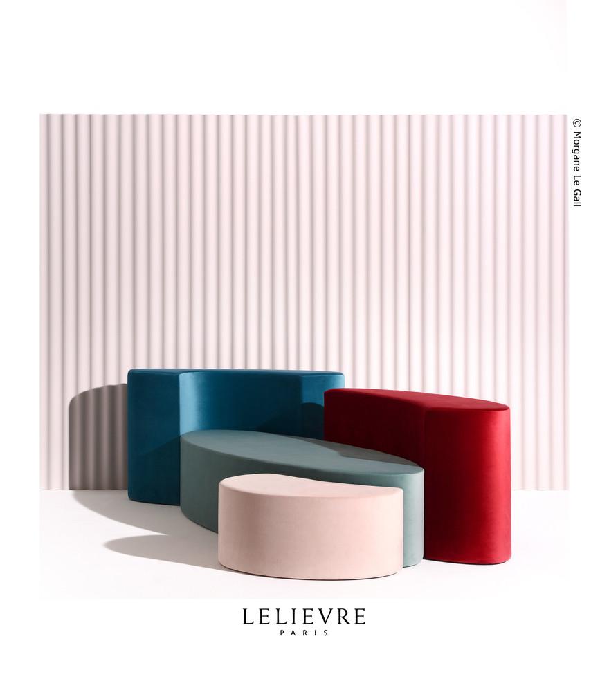 Canapé Ôze pour Catalogue Lelièvre Paris 2017 by Fred Hernandez   Hashtag Design Paris