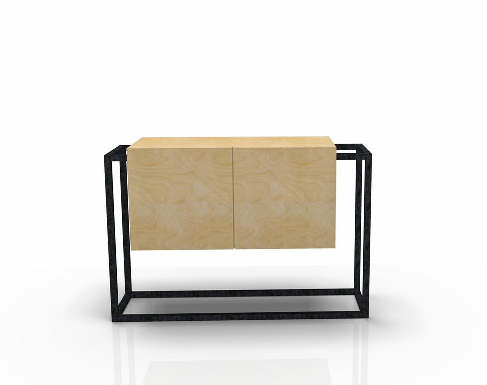 Buffet Petit Modèle W&S design by Fred Hernandez pour  #designparis