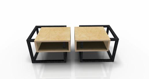 Bouts de Canapé W&S design by Fred Hernandez pour  #designparis