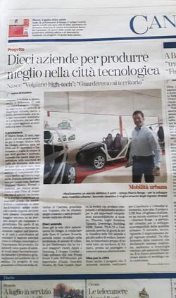 La Stampa_Maggio 2016