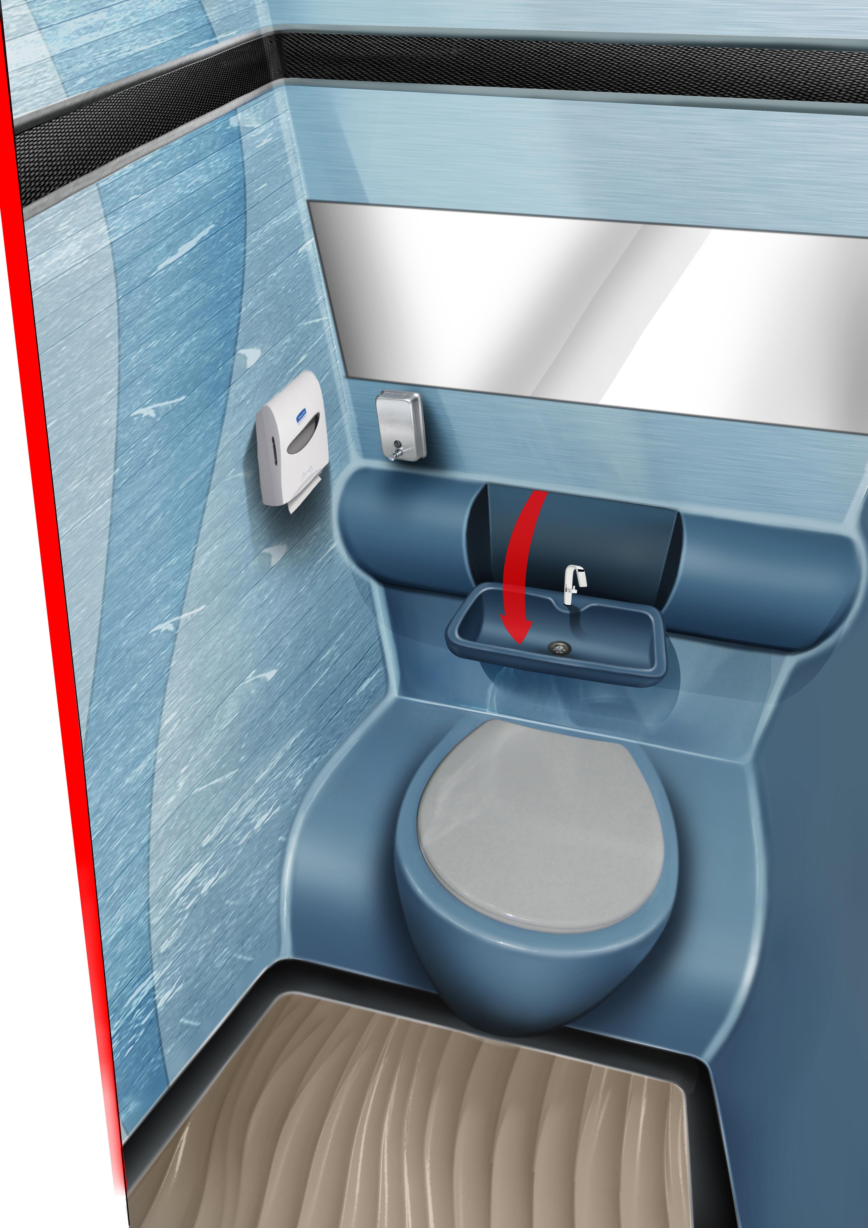 Toilette Bus