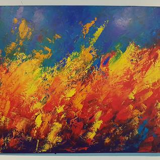 Living Colours Exposée à Londres Emma Coffin