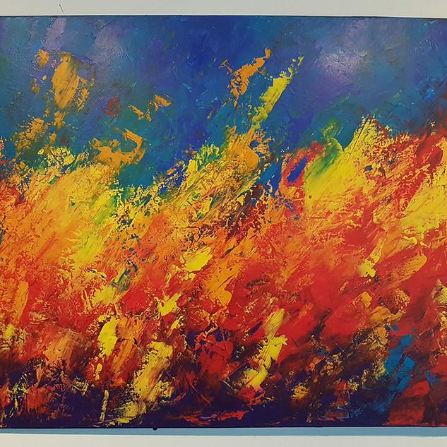 Living Colours Exposée à Londres