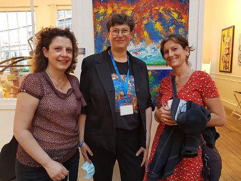 Exposition Art Show Emma Coffin Pein