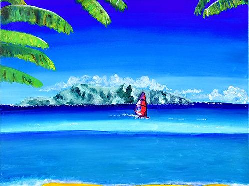 Tahiti-La Mer