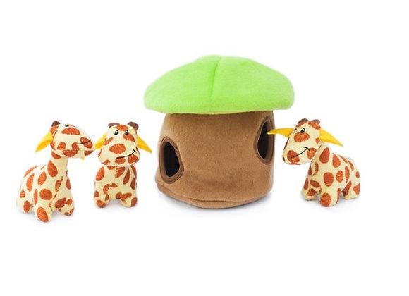 Zippy Giraffe & Lodge