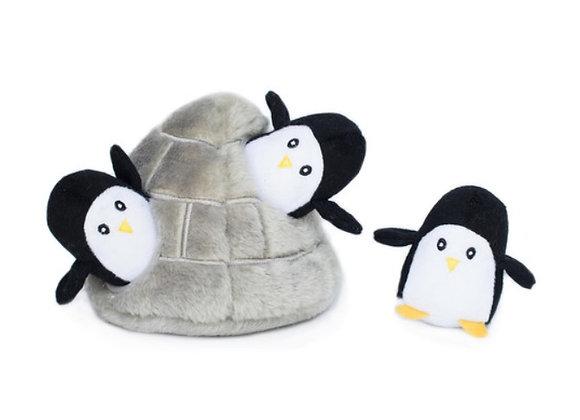 Perky Penguin Burrow