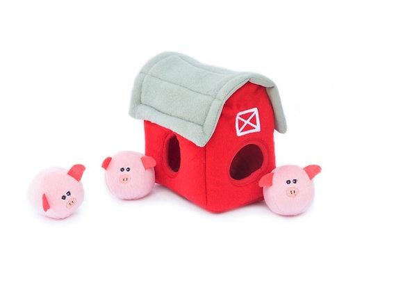 Piggy Barn Burrow