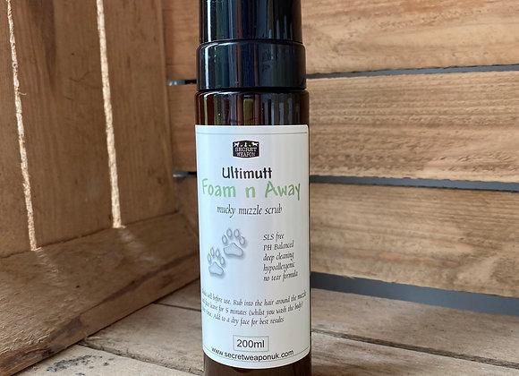 Secret Weapon Ultimutt Facial Scrub