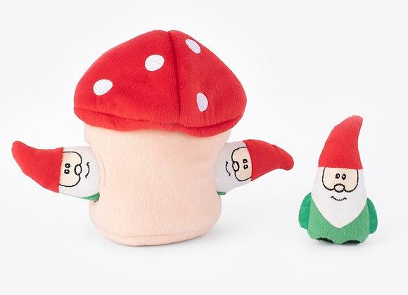 Zippy Mushroom Burrow