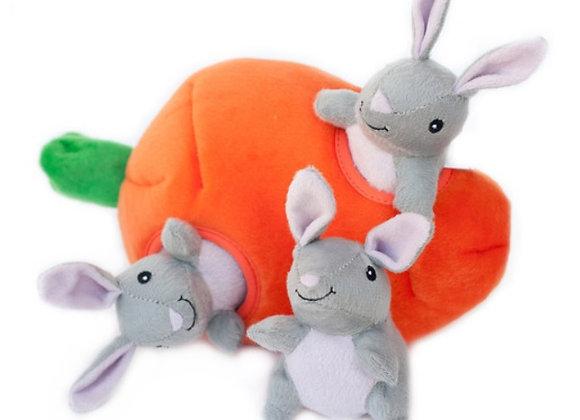 Zippy Carrot & Bunnies Burrow