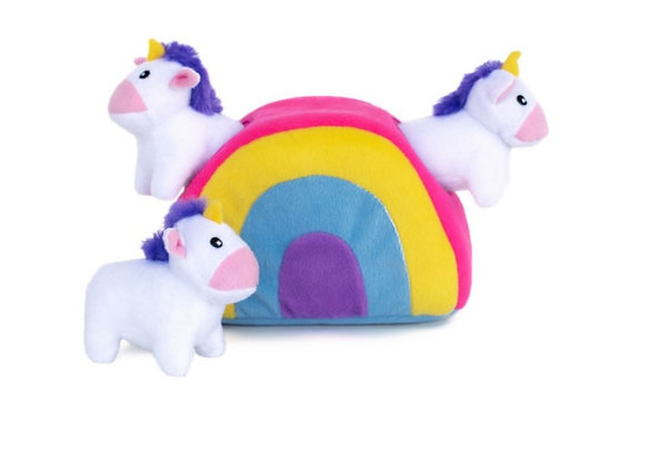 Rainbow Unicorn Burrow