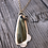 Thumbnail: Olive Jasper Gold Necklace