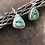 Thumbnail: Green Agate Earrings