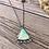 Thumbnail: Opalized Wood Pendant