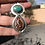 Thumbnail: Turquoise and Mexico Opal Necklace