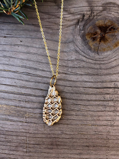 Honeycomb Necklace Bee Life Collection