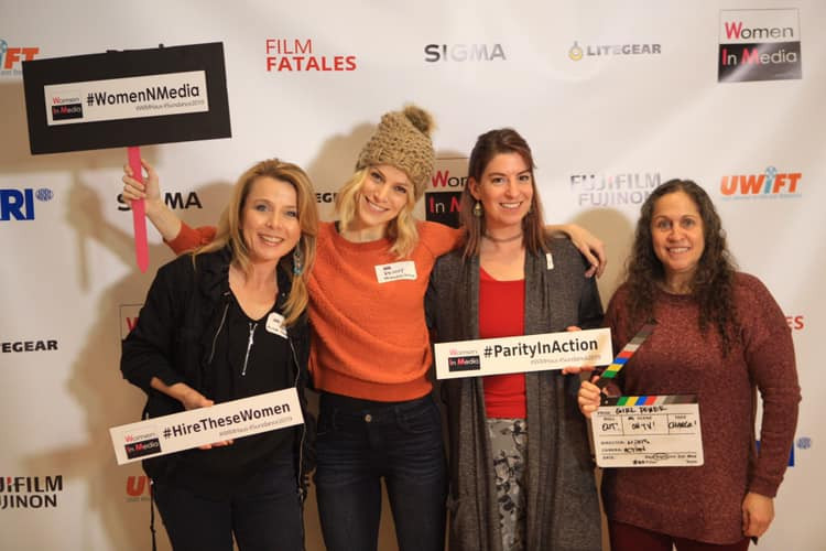 Utah Women in Film and Television at Sundance 2019