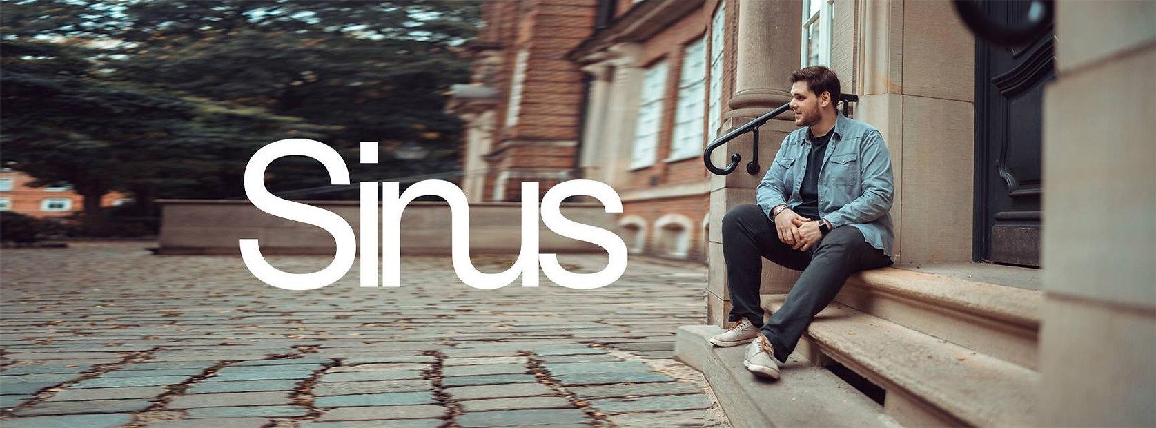 Sinus - deutschsprachiger Sänger und Songschreiber
