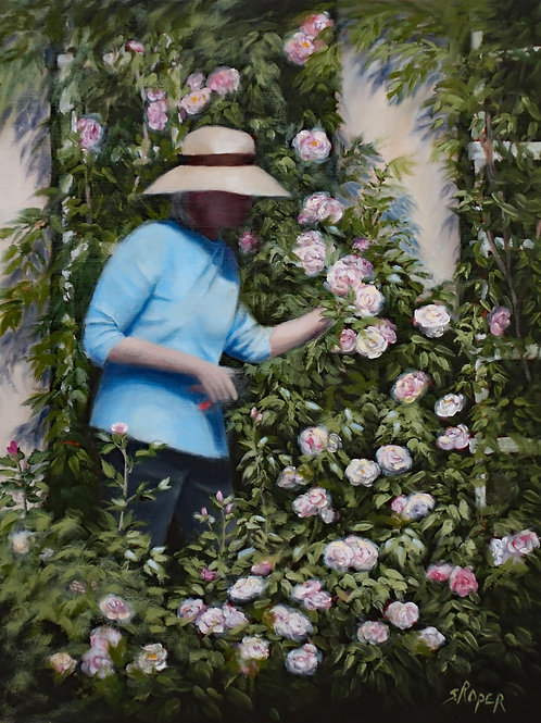 Among the Roses by Sherry Roper