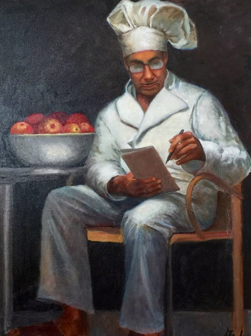 Chef by Dottie Stanley