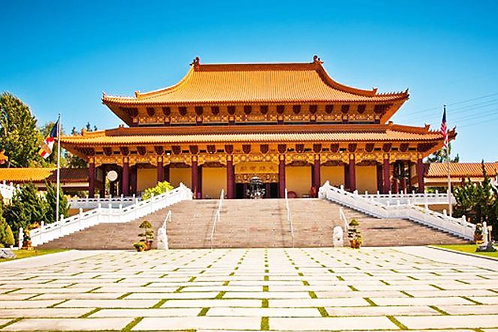 Day Trip - Hsi Lai Temple, Member
