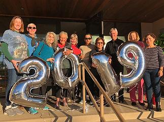 La Jolla Community Center members