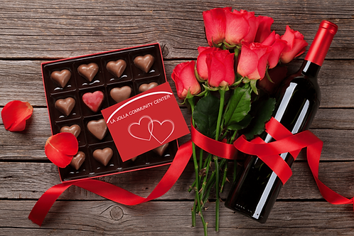 Valentine's Day: Wine and Chocolate Pairing and Tasting - NM (Guest)