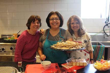 Volunteers at La Jolla Community Cente