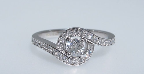Solitaire 0.25ct