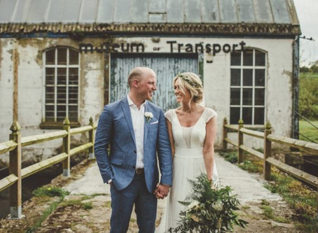 Gorgeous Style and Low-Key Vibes: Sheena & Tim