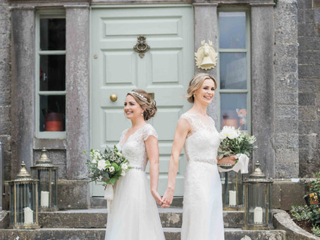 The Sweetest Wedding at the 17th Century Millhouse in Ireland