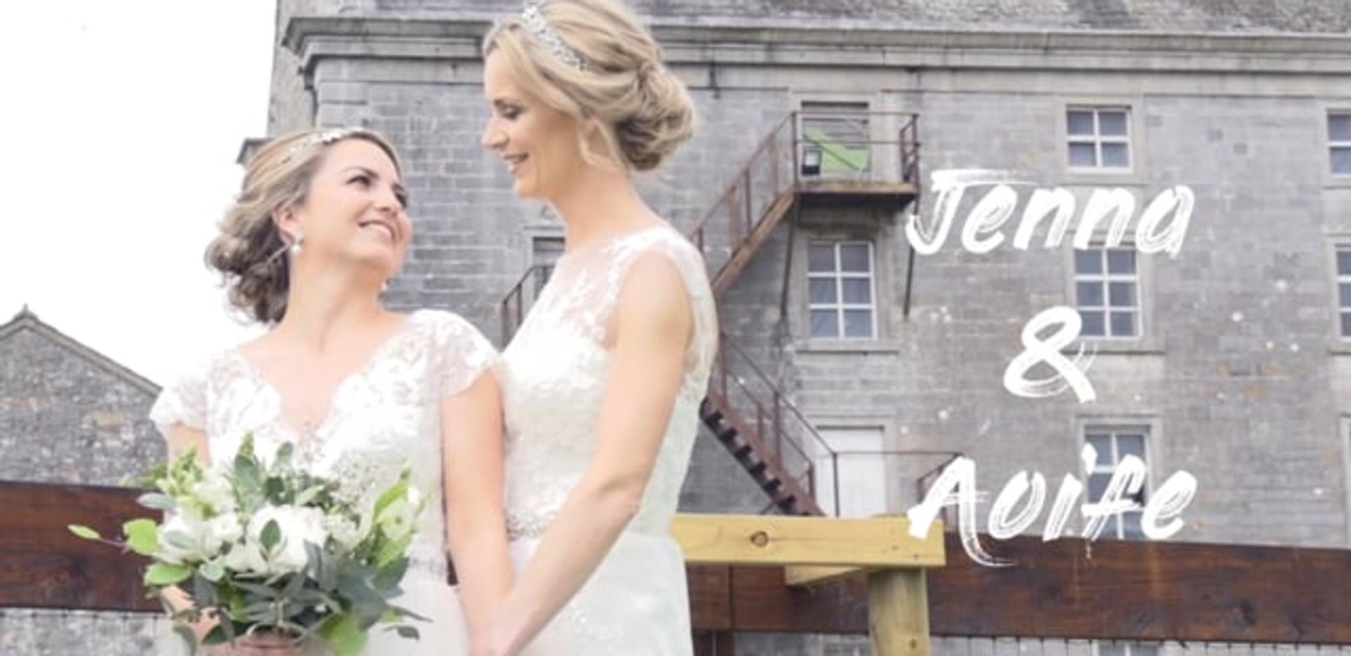 Jenna & Aoife