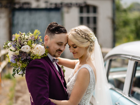 Millhouse Wedding - Catherine & James