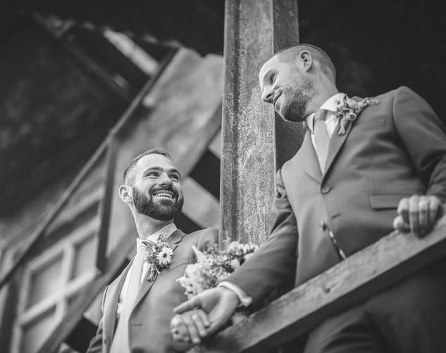 © LEANNE KEANEY  - The Millhouse, Alternative Wedding Venue