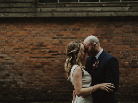 A laid back wedding at The Millhouse Slane | Roisin & Sean